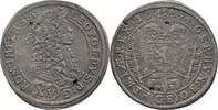 XV Kreuzer 1694 RDR Böhmen Prag Leopold I., 1657-1705 kleine Schrötling... 120,00 EUR  +  3,00 EUR shipping
