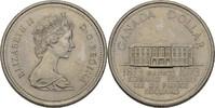 1 Dollar 1973 Kanada Elisabeth II. vz kl. Kratzer  5,00 EUR  +  3,00 EUR shipping