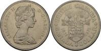 1 Dollar 1971 Kanada Elisabeth II. vz kl. Kratzer  5,00 EUR  +  3,00 EUR shipping