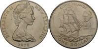 1 Dollar 1970 Neuseeland Elisabeth II. vz kl. Kratzer  6,00 EUR  +  3,00 EUR shipping