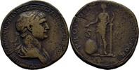 Sesterz 116-117 RÖMISCHE KAISERZEIT Trajan, 98-117 ss  300,00 EUR free shipping