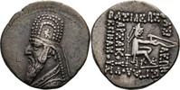 Drachme 123-88 Parther Persien Arsakiden Mithradates II., 123-88 vz  85,00 EUR  +  3,00 EUR shipping