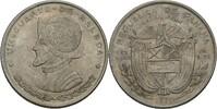 1/4 Balboa 1961 Panama  vz  15,00 EUR  +  3,00 EUR shipping