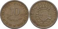 10 Centavos 1960 Port. Mosambik  vz  3,00 EUR  +  3,00 EUR shipping
