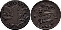 1 Sent 1929 Estland  vz  13,00 EUR  +  3,00 EUR shipping