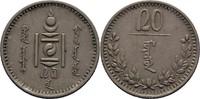 20 Mongo 1937 Mongolei  vz  30,00 EUR  +  3,00 EUR shipping