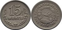 15 Mongo 1945 Mongolei  vz Kratzer  15,00 EUR  +  3,00 EUR shipping