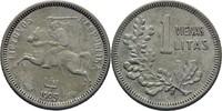 1 Litas 1925 Litauen  ss  9,00 EUR  +  3,00 EUR shipping