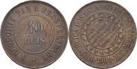 40 Reis 1909 Brasilien  ss  15,00 EUR  +  3,00 EUR shipping