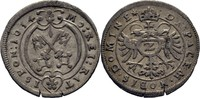 2 Kreuzer 1634 Regensburg, Stadt  Schrötlingsfehler, vz  20,00 EUR  +  3,00 EUR shipping