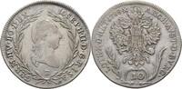 10 Kreuzer 1788 RDR Ungarn Kremnitz Joseph II., 1780-1790 ss  50,00 EUR  +  3,00 EUR shipping