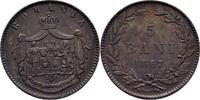 5 Bani 1867 HEATON Rumänien Karl I., 1866-81 vz  30,00 EUR  +  3,00 EUR shipping