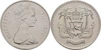 1 Dollar 1970 Fidschi Inseln Elisabeth II., 1952-heute prägefrisch Krat... 7,00 EUR  +  3,00 EUR shipping
