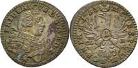 Kreuzer 1753 Brandenburg Bayreuth Friedrich, 1735-1763 Auflagen, ss  15,00 EUR  +  3,00 EUR shipping