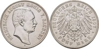 5 Mark 1907 Sachsen Friedrich August III., 1904-1918 ss  60,00 EUR  +  3,00 EUR shipping