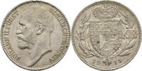 1 Krone 1915 Liechtenstein Johann II., 1858-1929 vz, kl. Randfehler  40,00 EUR  +  3,00 EUR shipping