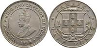1/2 Penny 1918 C Jamaika George V., 1910-36 prägefrisch  30,00 EUR  +  3,00 EUR shipping
