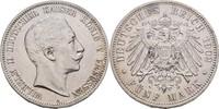 5 Mark 1902 Preussen Wilhelm II., 1888-1918. winzige Kratzer, vz  50,00 EUR  +  3,00 EUR shipping