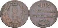 2 Pfennig 1763 Augsburg  ss  14,00 EUR  +  3,00 EUR shipping