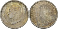 50 Centimos 1904 SMV Spanien Alfonso XIII., 1886-1931 fast Stempelglanz  32.98 US$ 30,00 EUR  +  4.40 US$ shipping