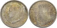50 Centimos 1904 SMV Spanien Alfonso XIII., 1886-1931 fast Stempelglanz  30,00 EUR  +  3,00 EUR shipping