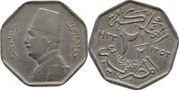 2 1/2 Milliemes 1933 Ägypten Fuad I., 1922-36 fast ss/ss  7,00 EUR  +  3,00 EUR shipping