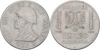 0,5 Lek 1941 R Albanien Vittorio Emanuele III., 1939-43 ss  10,00 EUR  +  3,00 EUR shipping