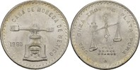 1 Onza 1980 Mo Mexiko Spindelpresse prägefrisch  30,00 EUR  +  3,00 EUR shipping