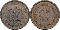 1 Centavo 1906 Mo Mexiko  vz+  12,00 EUR  +  3,00 EUR shipping