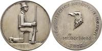 Silbermedaille 1927 Bayern München  winzige Kratzer, vz+  50,00 EUR  +  3,00 EUR shipping