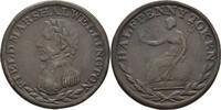 Halfpenny Token o.J. 1813-1814 Canada Fieldmarshal Wellington kl. Kratz... 50,00 EUR  +  3,00 EUR shipping