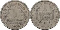 1 Reichsmark 1934 E Drittes Reich  fvz kl. Randfehler  7,00 EUR  +  3,00 EUR shipping
