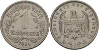 1 Reichsmark 1934 F Drittes Reich  fvz  7,00 EUR  +  3,00 EUR shipping