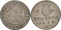 Poltura 1699 RDR Ungarn Habsburg Leopold I., 1657-1705 ss  30,00 EUR  +  3,00 EUR shipping