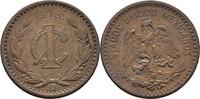 1 Centavo 1913 Mo Mexiko  vz  10,00 EUR  +  3,00 EUR shipping