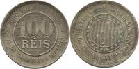 100 Reis 1889 Brasilien  ss  8,00 EUR  +  3,00 EUR shipping