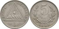 5 Centavos 1899 Nicaragua  ss  6,00 EUR  +  3,00 EUR shipping