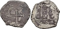 2 Reales 1652 Spanien Bolivien Potosi Philipp IV., 1621-1665 ss  115,00 EUR  +  3,00 EUR shipping