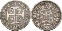 60 Reis 3 Vintens 1683-1706 Portugal Peter II., 1683-1706   45.22 US$ 40,00 EUR  +  4.52 US$ shipping