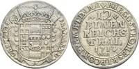 1/12 Taler 1714 Bistum Münster Franz Arnold von Metternich, 1706-1718 ss  39.57 US$ 35,00 EUR  +  4.52 US$ shipping