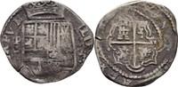 2 Reales 1556-1665 Spanien Bolivien Potosi Philipp II. bis Philipp IV.,... 120,00 EUR  +  3,00 EUR shipping