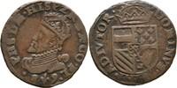 Cu Oord 1589 Belgien Flandern Brügge Philipp II., 1555-1598 ss  80,00 EUR  +  3,00 EUR shipping