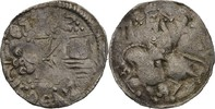 Dinar 1355-1371 Serbien Stefan Uros V., 1355-1371 Prägeschwächen, ss  95,00 EUR  +  3,00 EUR shipping