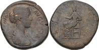 Sesterz 161-164 RÖMISCHE KAISERZEIT Faustina Junior. Augusta, AD 147-17... 45.22 US$ 40,00 EUR  +  4.52 US$ shipping