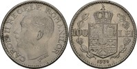 100 Lei 1936 Rumänien Karl II., 1930-40 vz winzige Randfehler  15,00 EUR  +  3,00 EUR shipping