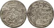 Kreuzer 1736 Württemberg Karl Alexander, 1733-1737 ss  17,00 EUR  +  3,00 EUR shipping