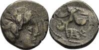 Drachme 110-90 Kelten Gallien Pictones  ss  175,00 EUR  +  3,00 EUR shipping