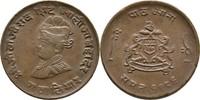 1/4 Anna 1926 Indien - Gwalior Jivaji Rao, 1925-48 vz  16.96 US$ 15,00 EUR  +  3.39 US$ shipping