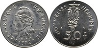 50 Francs 1972 Franz. Hebriden - Vanuatu Essay - Probe Stempelglanz  50,00 EUR  +  3,00 EUR shipping