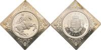 2 Pengö Klippe 1935 Ungarn  offen, Kontaktmarken, Haarkratzer, polierte... 140,00 EUR  +  3,00 EUR shipping